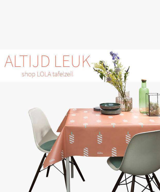 Super Jouw mooie tafel verdient een tafelzeil!   Tafelzeil.com VN89